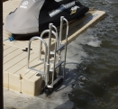 EZ Dock FloatStep Ladder