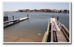 brigantine boat ramp picture