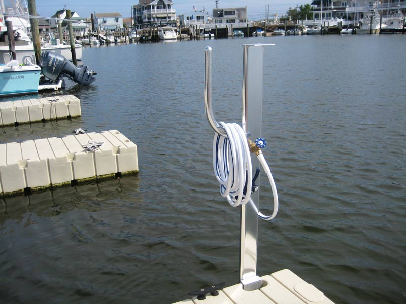Residential solutions floating ez dock system of new york for Dock fish cleaning station