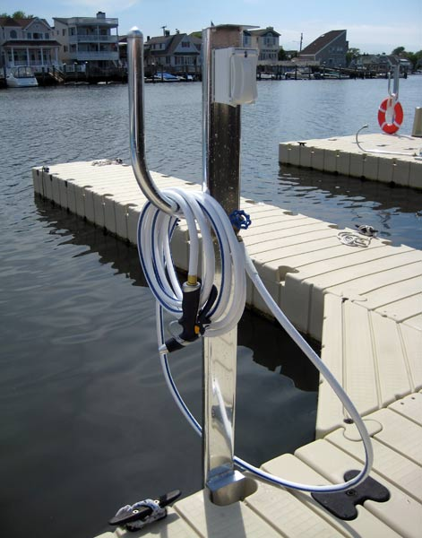 Residential solutions ezdock team reil illinois ez for Dock fish cleaning station
